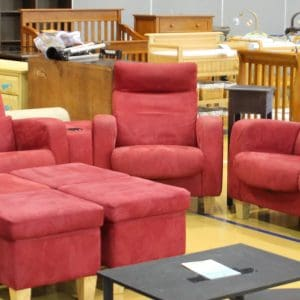 Furniture at the Kentucky Kids Consignment Murray Sale